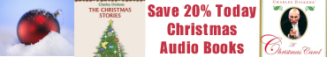 Audio Books for Christmas